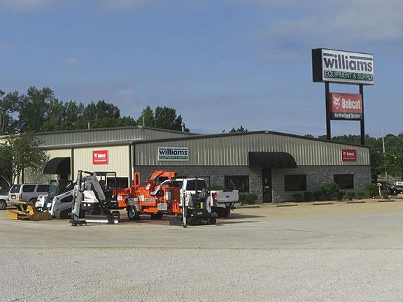 Williams Equipment Tupelo