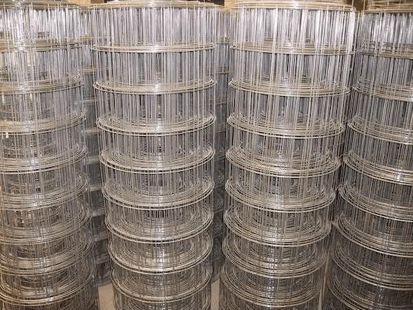 Wire Mesh Rolls