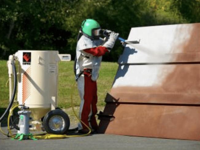 Empire Abrasive Sand Blast Equipment