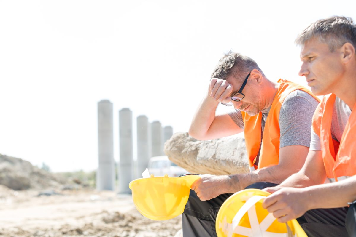How to Avoid Heat Stress When You're on the Job